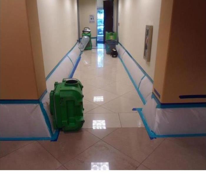 Water Damage SERVPRO Magic