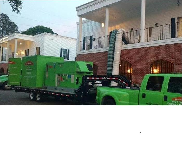 Storm Damage When a Storm Hits, SERVPRO of Southwest Mobile is READY!