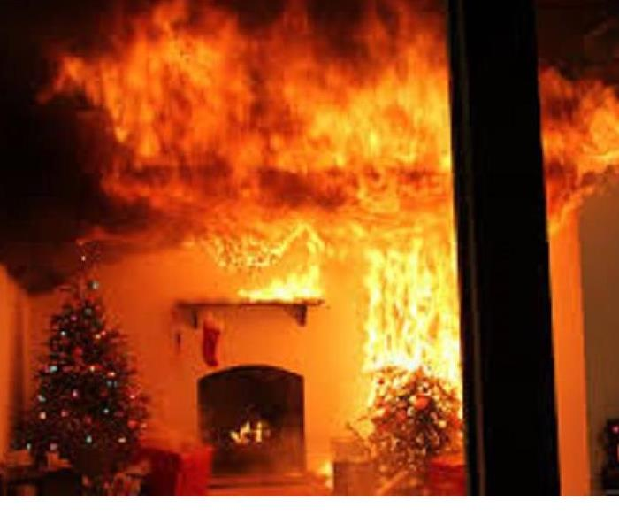Fire Damage 9 Ways To Prevent Holiday Fires in Mobile, AL